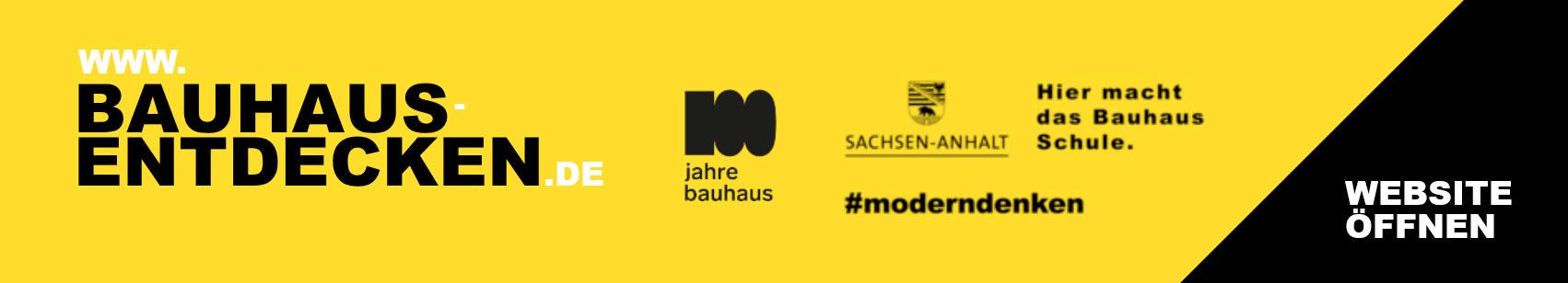 Urlaub in Sachsen-Anhalt | Bauhaus | Unesco Welterbe | Martin Luther